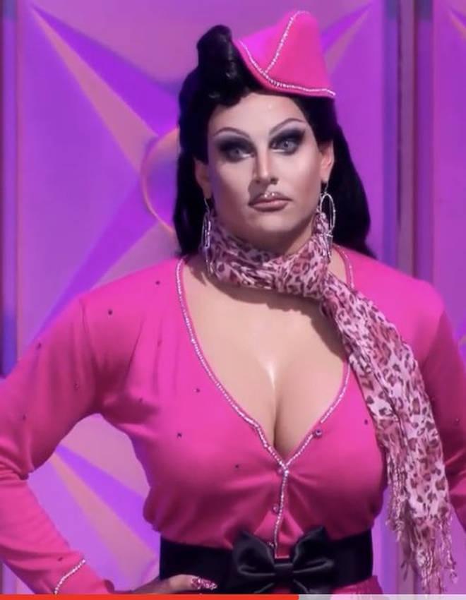 Jan's face crack | RuPaul's Drag Race season 12