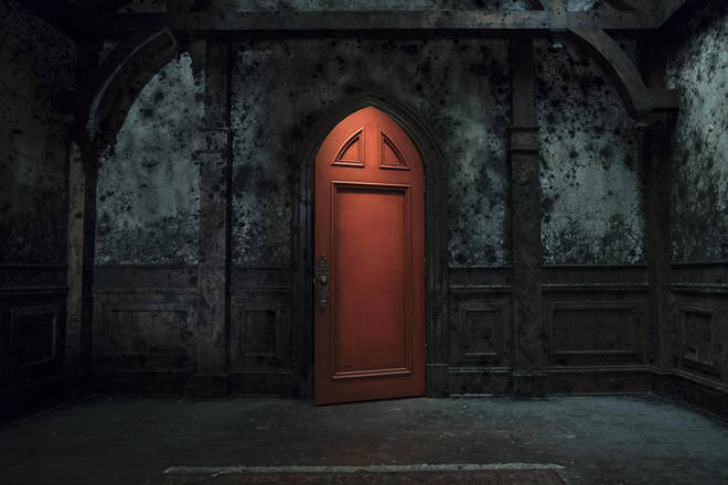 Red Door The Haunting of Hill House