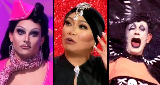 RuPaul's Drag Race Best Moments 2020 - Jan, Jujubee, Jimbo