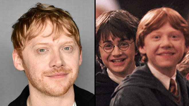 Rupert Grint says he would play Ron again in a new Harry Potter film