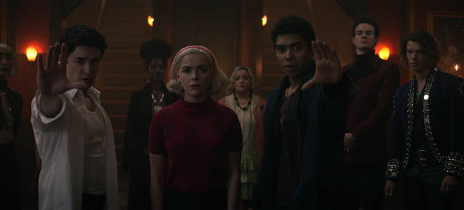 How does Sabrina die in Chilling Adventures of Sabrina?