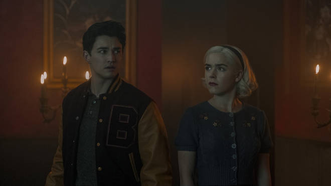 Do Sabrina and Nick end up together in Chilling Adventures of Sabrina?