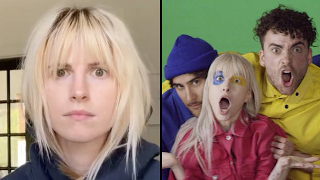 Hayley Williams shuts down Paramore breakup rumours