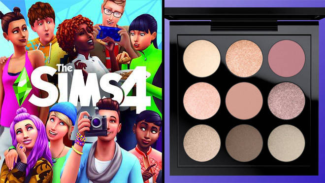 MAC and The Sims face backlash over new eyeshadow palette