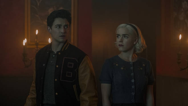 How did Nick Scratch die in Chilling Adventures of Sabrina?
