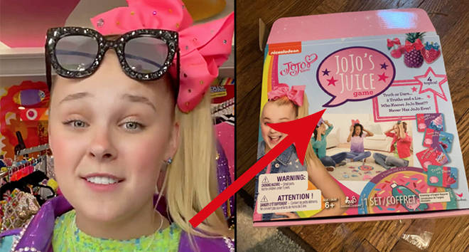 "JoJo Siwa&squot;s ""inappropriate"" children&squot;s card game has been pulled from stores following backlash."