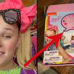 """JoJo Siwa's """"inappropriate"""" children's card game has been pulled from stores following backlash."""