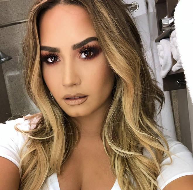 Demi Lovato on Instagram