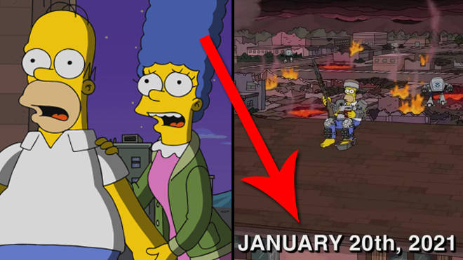 Simpsons 2021 predictions: Fans can't believe how accurate they are