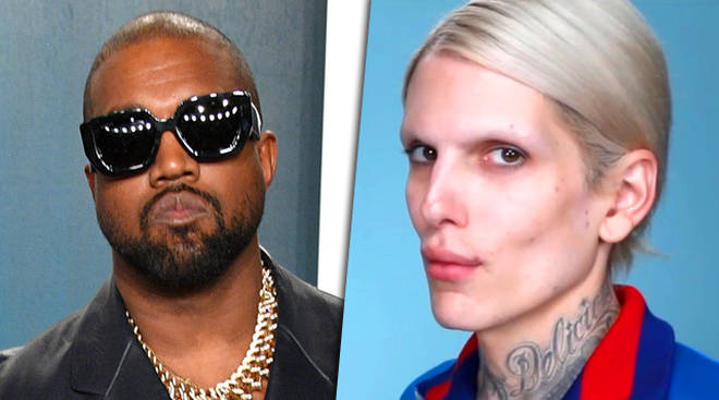 2021 memes: Kanye West and Jeffree Star