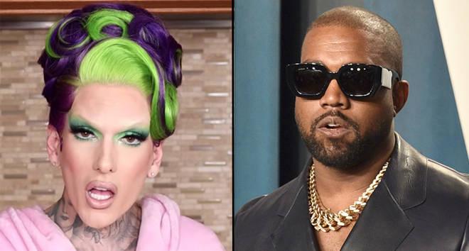 Jeffree Star addresses Kanye West relationship rumours