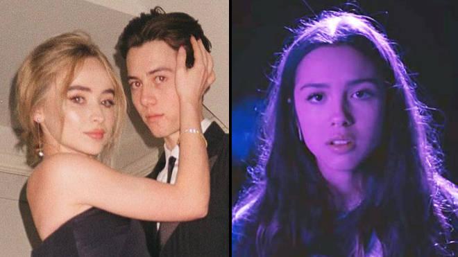 Sabrina Carpenter's ex boyfriend Griffin Gluck praises Olivia Rodrigo's Drivers License