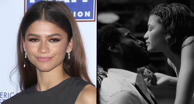 Zendaya's Malcolm & Marie co-star John David Washington hits back at 12-year age difference backlash.