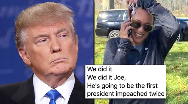 Trump impeached twice memes: The best reactions