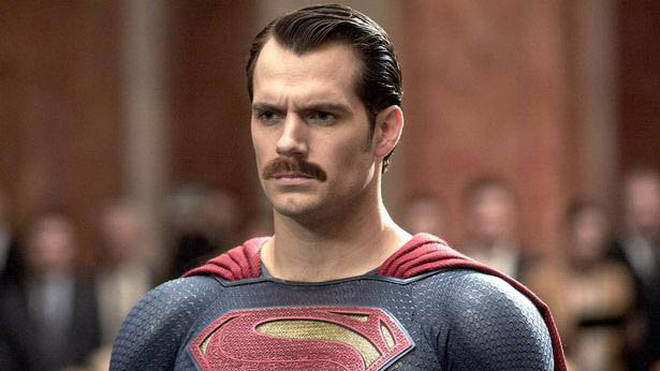 Henry Cavill, Superman, Justice League