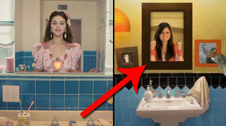 Selena Gomez De Una Vez video: Easter eggs and meaning explained