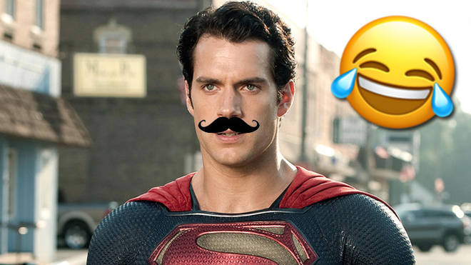 Henry Cavill, Superman Moustache