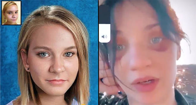 FBI investigating viral TikTok video believed to be missing girl Cassie Compton.