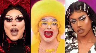 Cherry Valentine, Ginny Lemon, Tayce