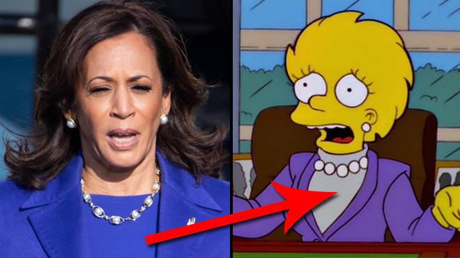 Simpsons predictions: Tom Hanks and Lisa president scene come true