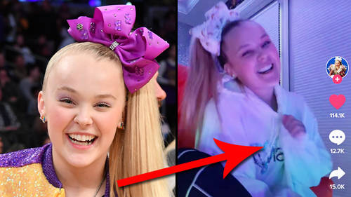 Jojo Siwa Fans Think She Just Came Out In A Tiktok Video Popbuzz