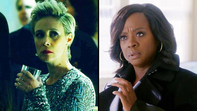 Bonnie and Annalise in 'How to Get Away with Murder'
