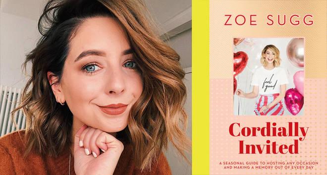 Zoe Sugg Cordially Invited