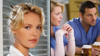 Katherine Heigl slams Grey's Anatomy's Alex and Izzie ending