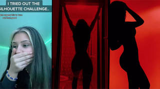 Here's how to do the Silhouette Challenge on TikTok