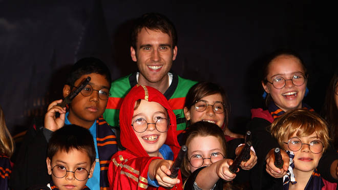 Matthew Lewis still remembers his time in Harry Potter as Neville fondly