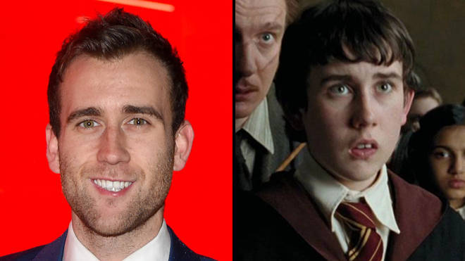 """Neville Longbottom actor had to wear """"vile"""" cheek-padding in Harry Potter after losing weight"""