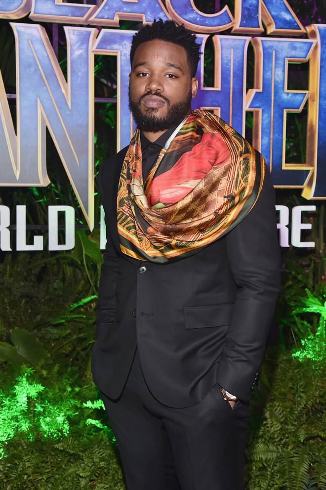Director Ryan Coogler at the Premiere of Marvel Studios' Black Panther
