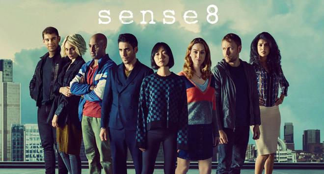 Sense8 on Netflix