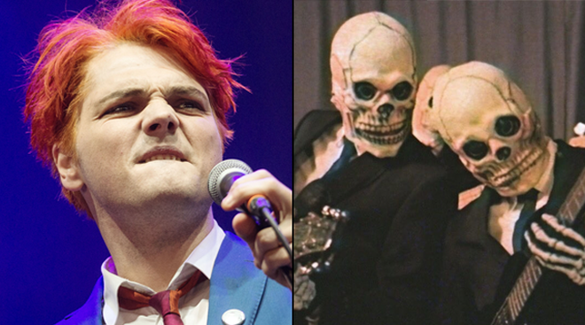 Gerard Way releases new music
