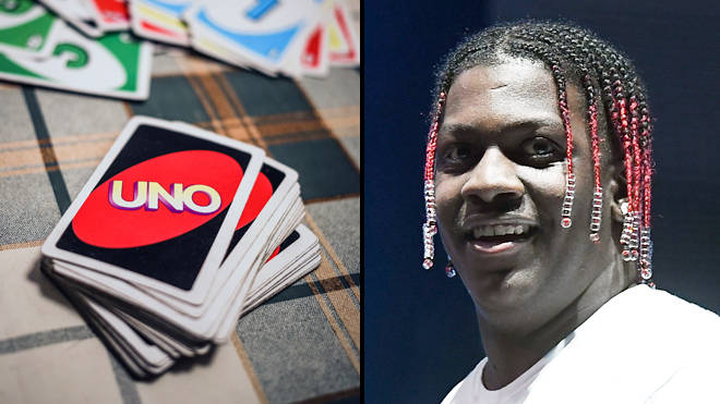 A heist movie based on Uno is being developed by Lil Yachty