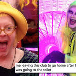 Ginny Lemon's dramatic exit from Drag Race UK has become a hilarious meme