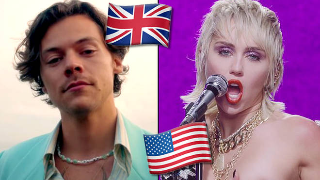 Can we guess if you're British or American based on your celebrity crushes?