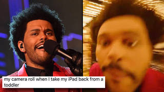 The Weeknd's Super Bowl halftime performance has become a chaotic meme
