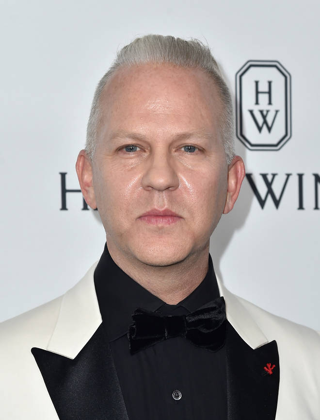 Ryan Murphy at amfAR's Inspiration Gala Los Angeles