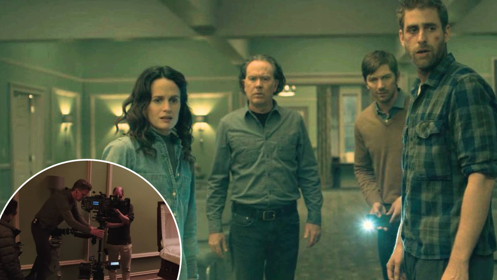 How The Haunting Of Hill House Pulled Off That Incredible Two Storms Episode Popbuzz
