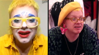 Drag Race UK Ginny Lemon PopBuzz Interview
