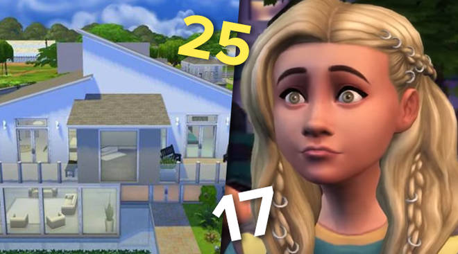 Build a Sims house and we'll guess your age