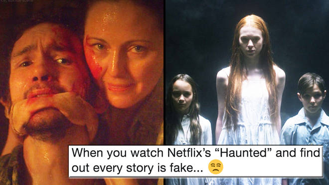 Is 'Haunted' real? Fans think the Netflix series is fake