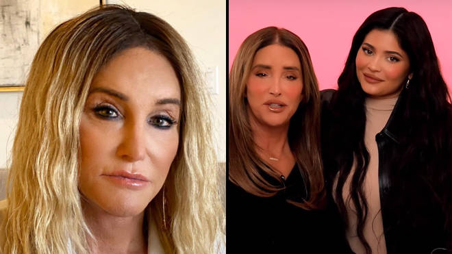 """Caitlyn Jenner explains why Kylie and Kendall still call her """"dad"""""""