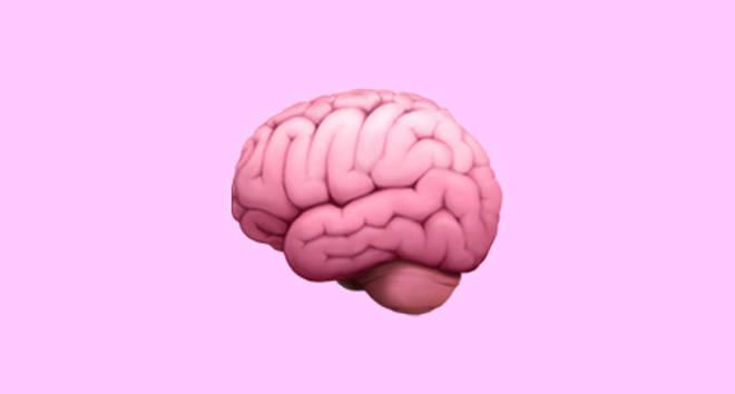 The Brain Emoji