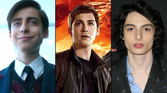 Aidan Gallagher and Finn Wolfhard among top fan picks for Percy Jackson