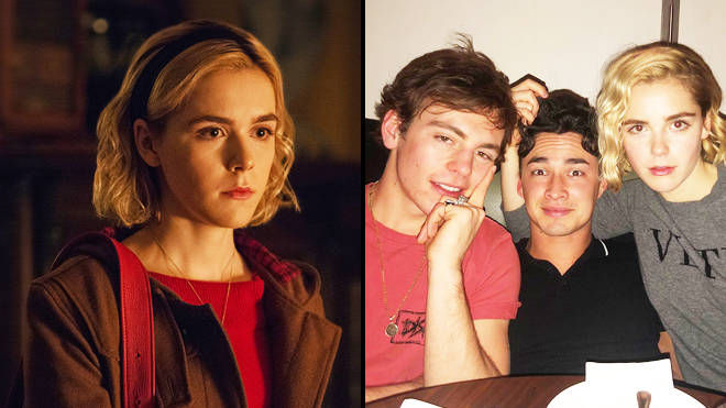 'Chilling Adventures of Sabrina' cast social media accounts: Instagram, Twitter and Snapchat