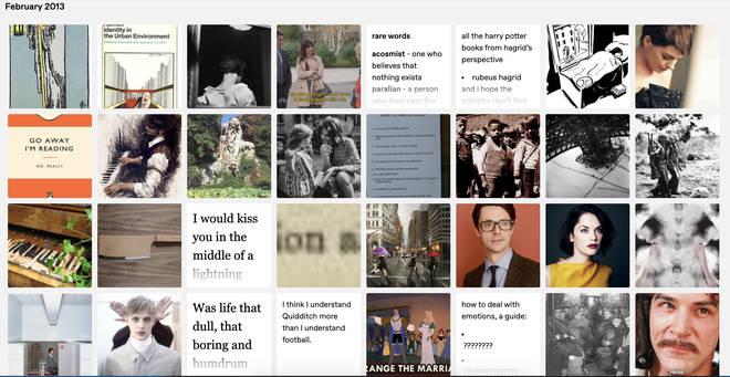 Elisa Lam's Nouvelle-Nouveau Tumblr blog still exists