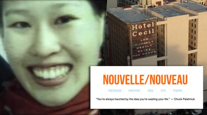 Elisa Lam's Tumblr: Nouvelle-Nouveau still exists on the platform