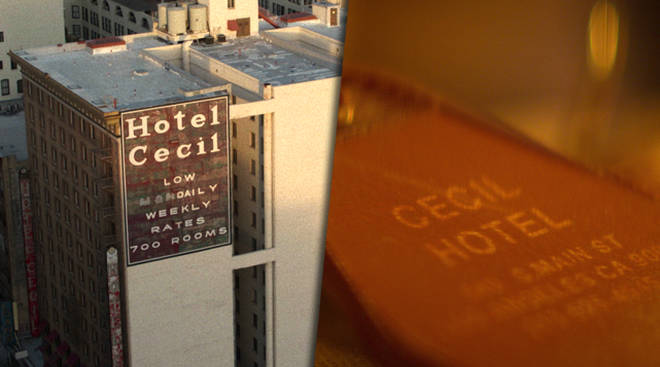 How many deaths have happened at the Cecil Hotel?
